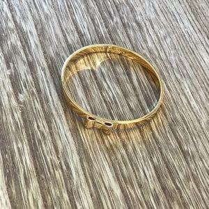 Kate Spade bow bracelet